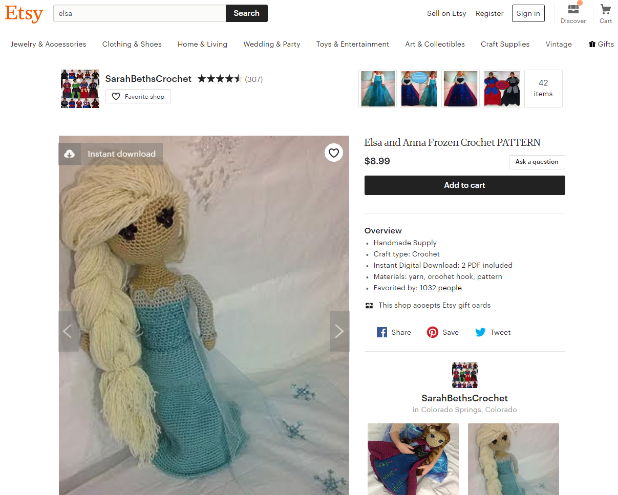 copyright violation, trademark violation, Etsy copyright violation, Frozen copyright violation, derivative work